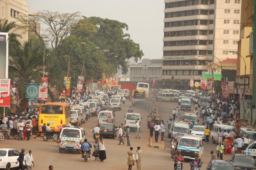 Kampala 2008