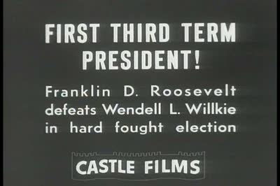 stock-footage--s-newsreel-story-roosevelt-wins-third-term