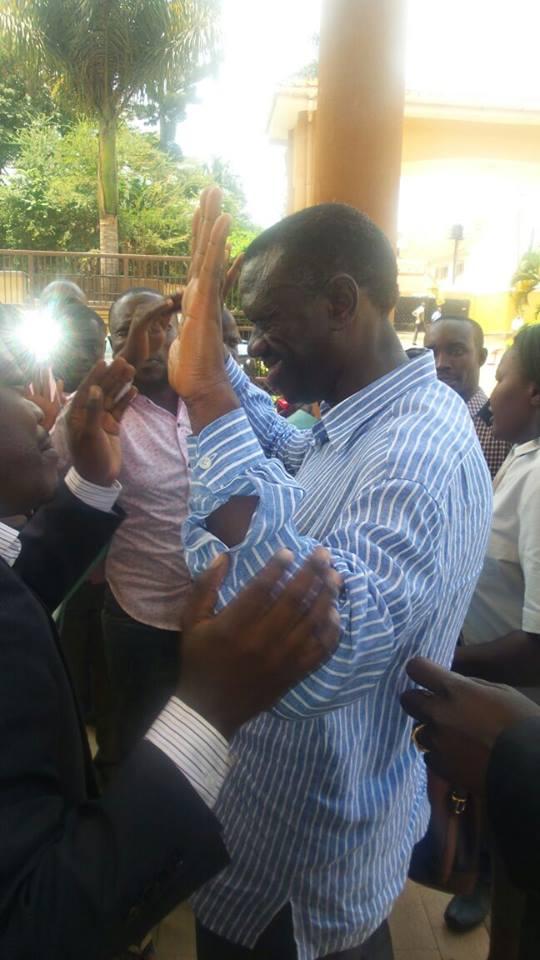 Dr. Kizza Besigye 170915