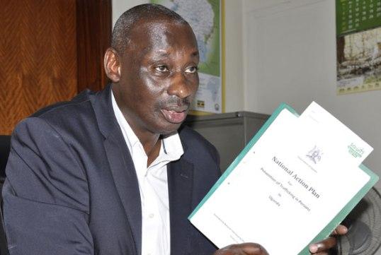 Gen Aronda Nyakairima