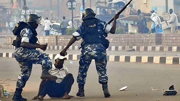 Jinja Police 10915