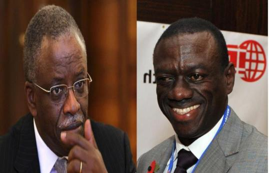 Mbabazi Besigye