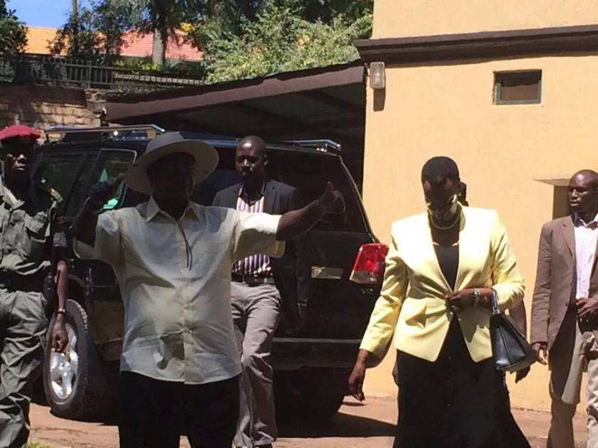 Museveni Odoi EC Flag Bearer P3