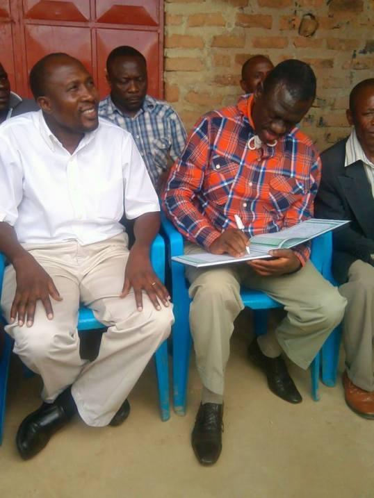 FDC in Bugiri 21.10.15