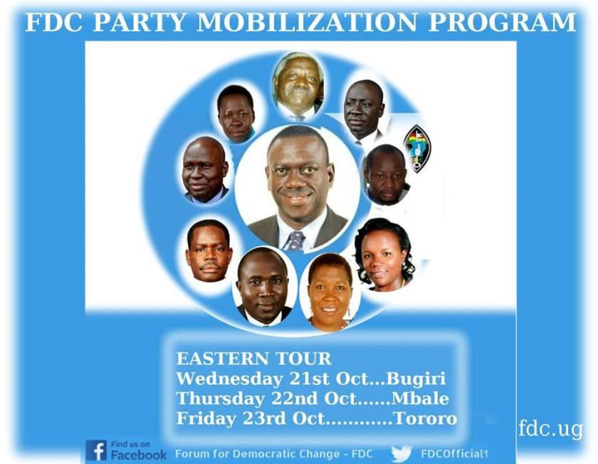 FDC Mobilisation Program