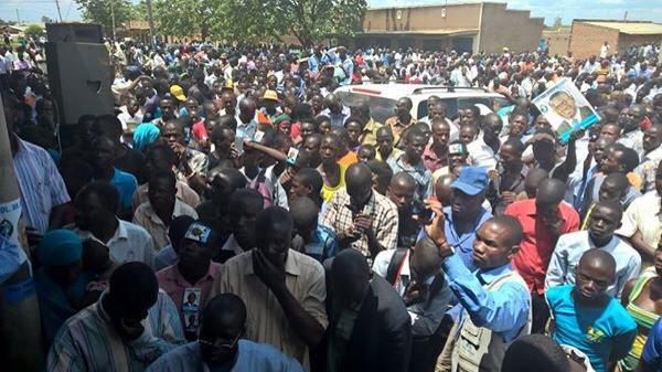 FDC Mobilization 21.10.15 Bugiri