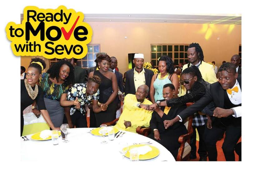 Ready to Move with Sevo Music Campaign for 2016 P4