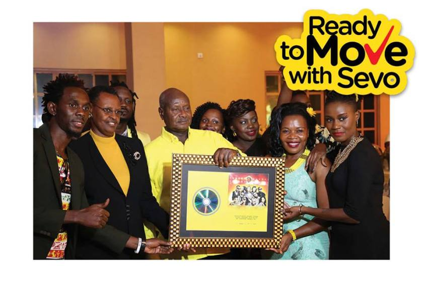 Ready to Move with Sevo Music Campaign for 2016 P5