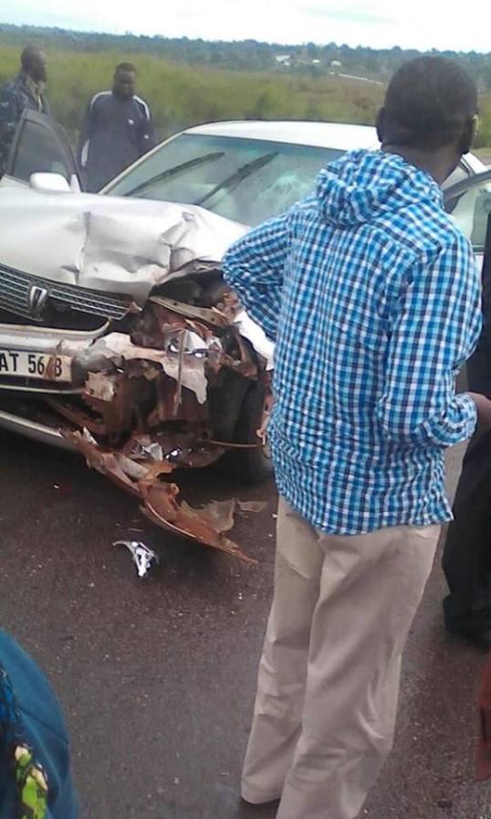 Uganda FDC 101015 P1