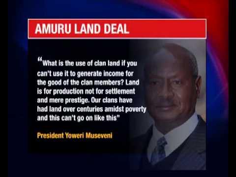 YKM Amuru Land Deal