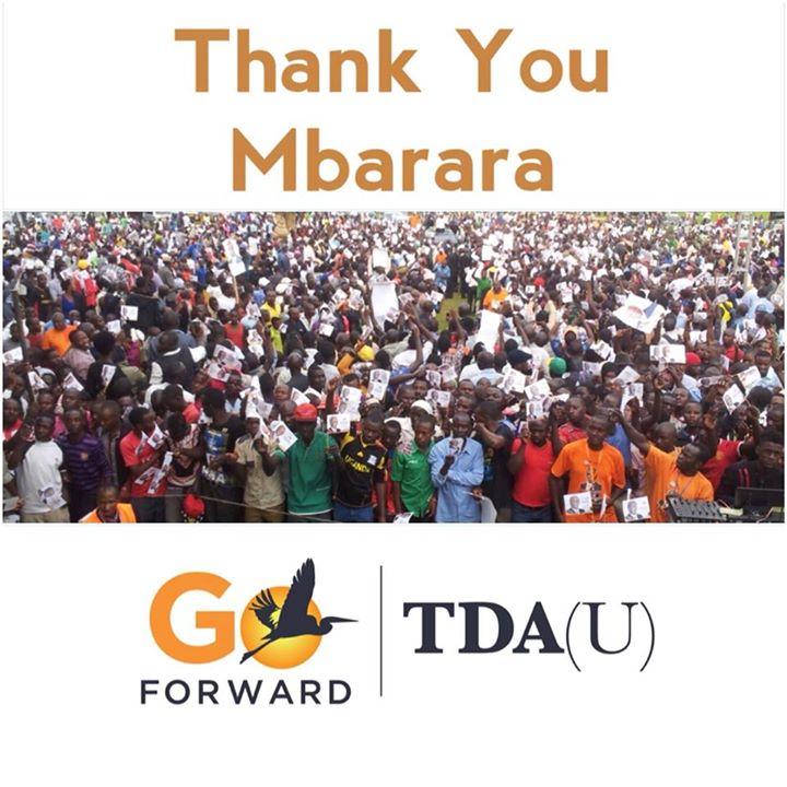 Amama Mbarara 21.11.15