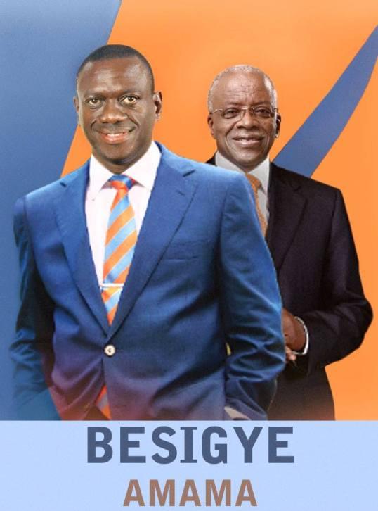 Besigye Amama