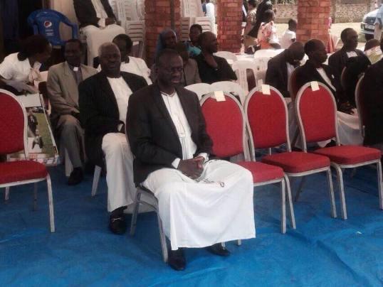 Besigye Buganda Kingdom