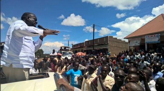 Besigye Kaliro 13.11.15