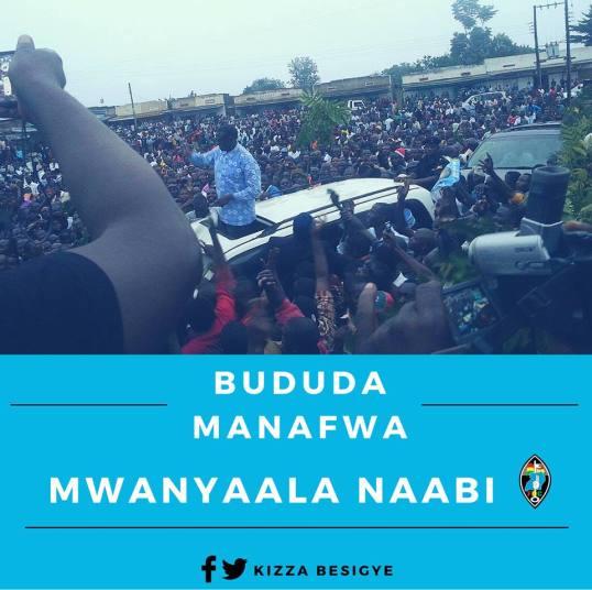 Bududa Manafwa KB 21.11.15