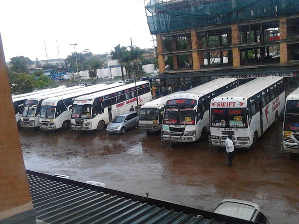 Buses from Western Part of Uganda 031115