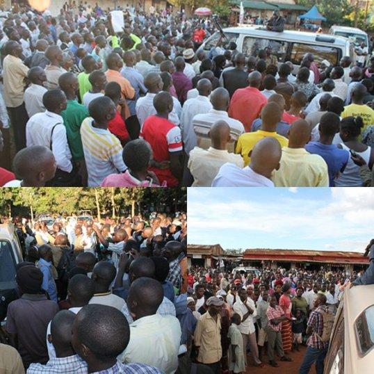 Bwanika 16.11.15 Campaign