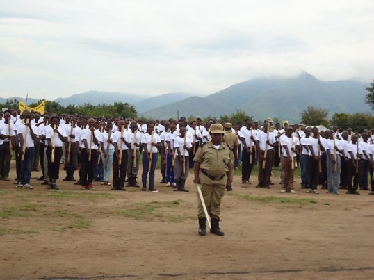 Crime-preventers-on-the-parade-in-Kasese-district-2