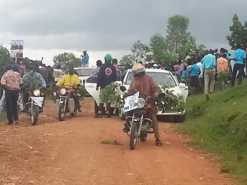 Dr. Kizza Besigye 101115 P1
