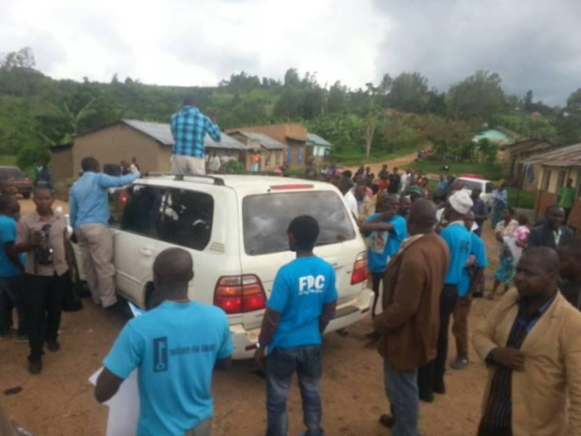 Dr. Kizza Besigye 101115 P2