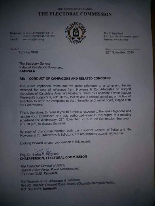 EC Letter November P2