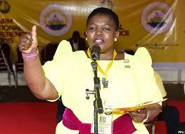 Justine Kasule Lumumba