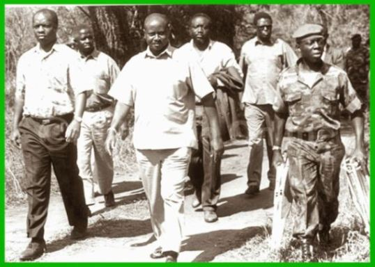 Kabaka in the Bush with NRA P2
