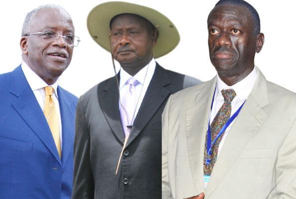 Mbabazi M7 Besigye