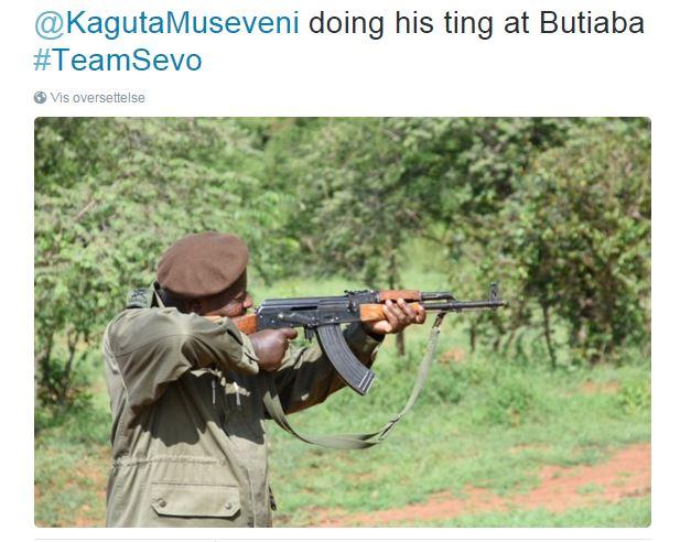 Museveni Butiaba 07112015