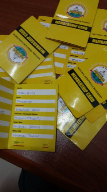 NRM Membership Cards 15.11,15