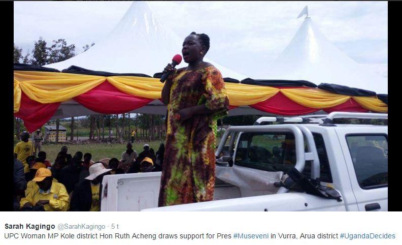 NRM UPC Arua 16.11.15