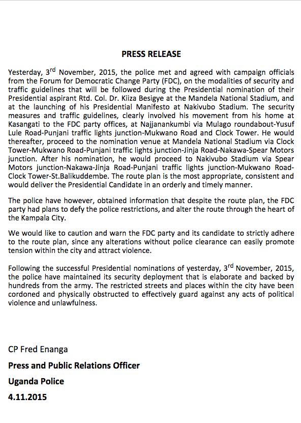 UPF FDC 041115