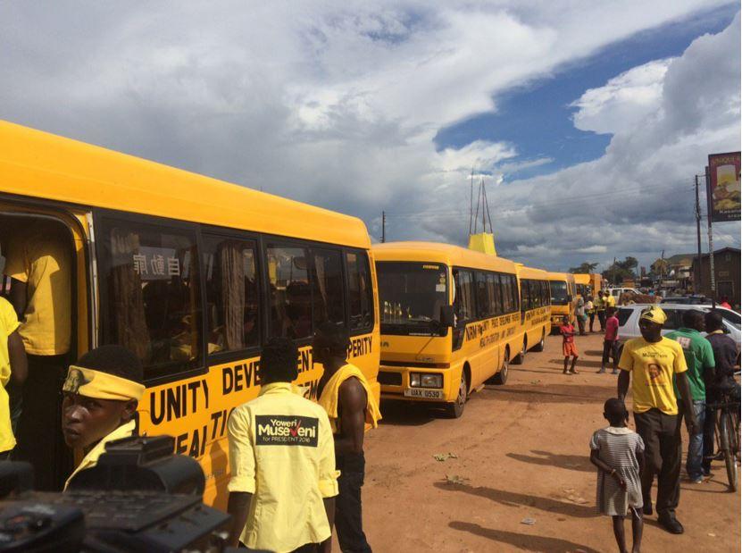 Yellow Buses Luweero 081115 NRM