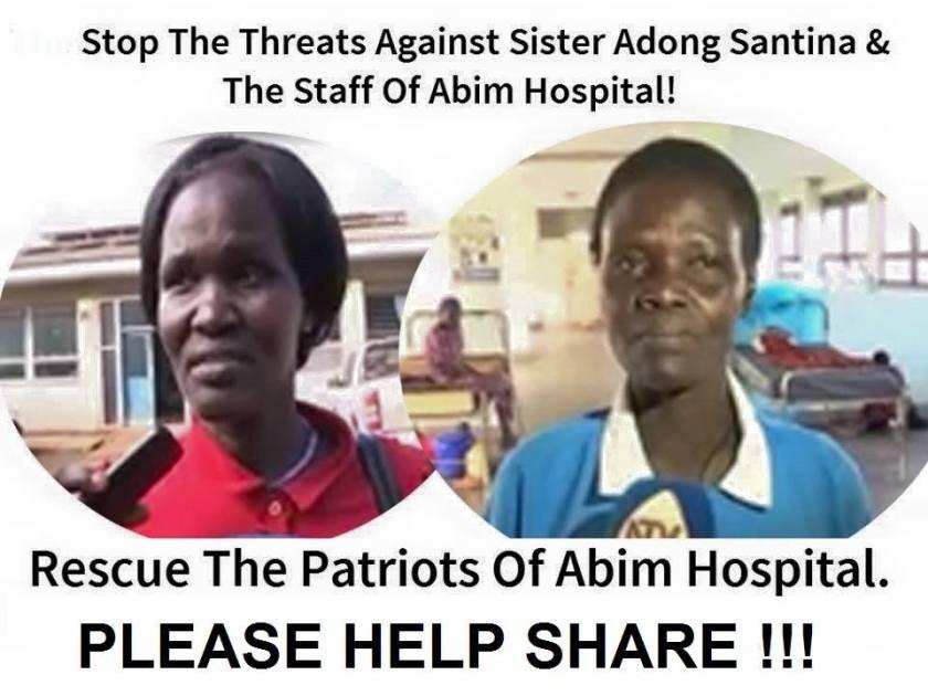 Abim Hospital 10.12.15