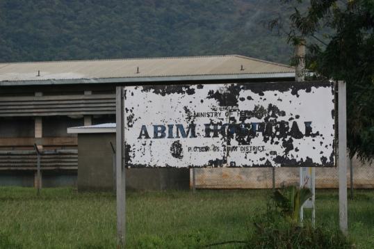 Abim Hospital 2014 P2