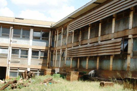 Abim Hospital 2014