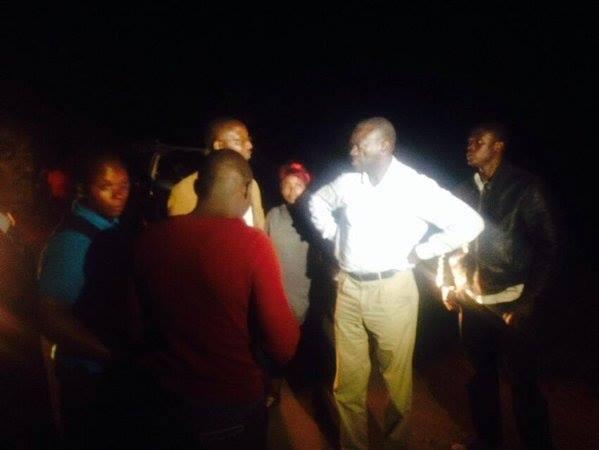 Besigye 15.12.15 P1