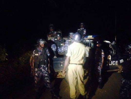 Besigye 15.12.15 P2 UPF