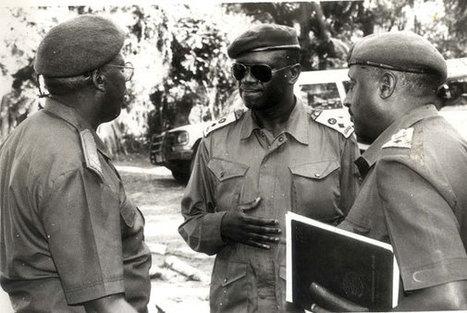 Besigye Luweero 1980s