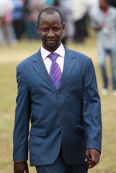 Ibrahim Nganda Ssemujju