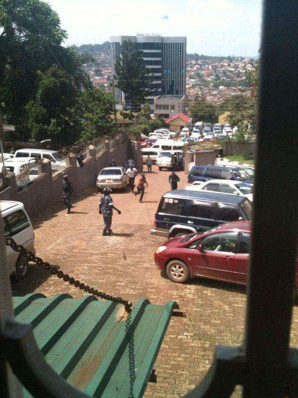 Kampala 21.12.15 Go-Forward Hq