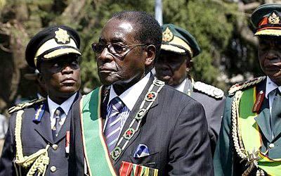 Mugabe Military
