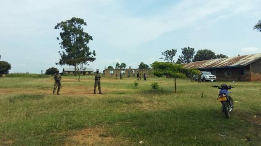 Besigye Campaign 14.01.2016