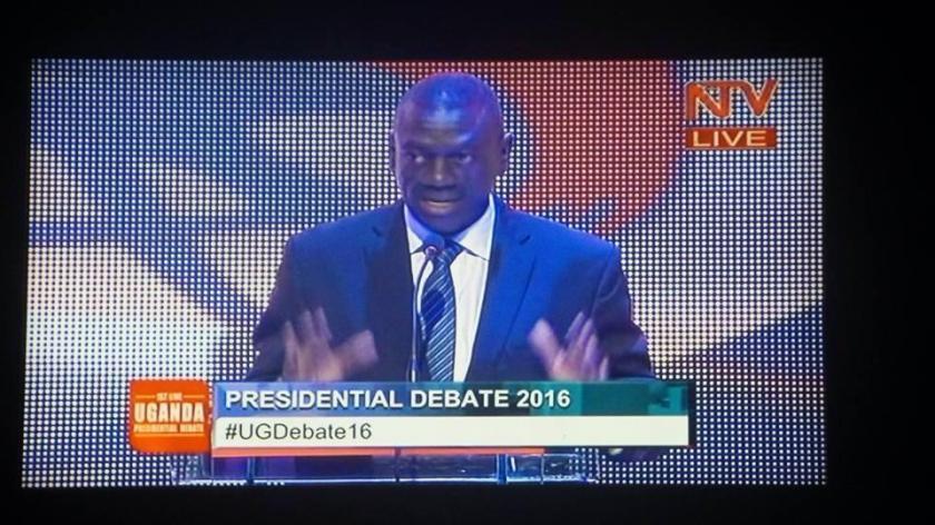 Besigye Debat16