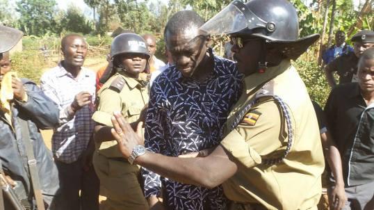 Besigye IDP 06.01.16 P1