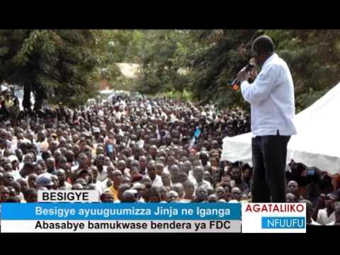 Besigye Iganga