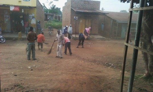 Bugiri Village 16.01.2016 FDC
