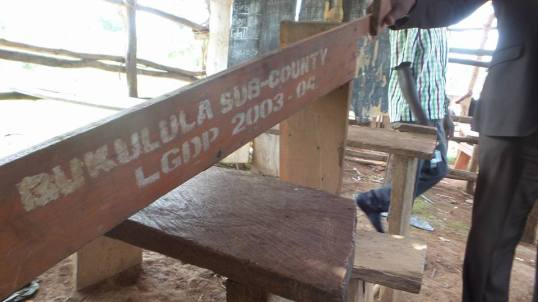 Bukulula Sub County School P1 2016