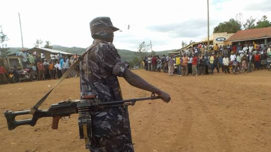 Bukwo FDC Campaign Trail 060116 P1