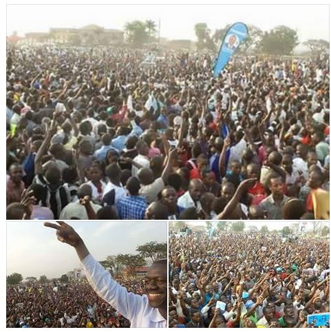 FDC 22.01.2016 P5 Hoima Main Rally